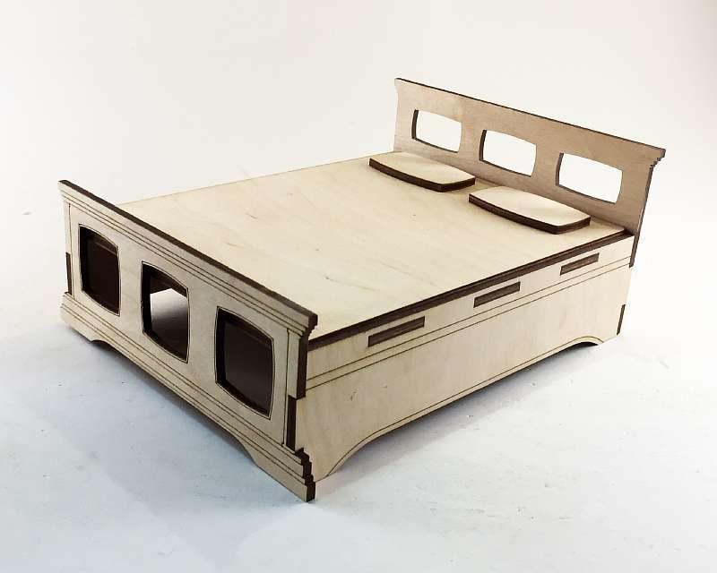 Кровать 3402