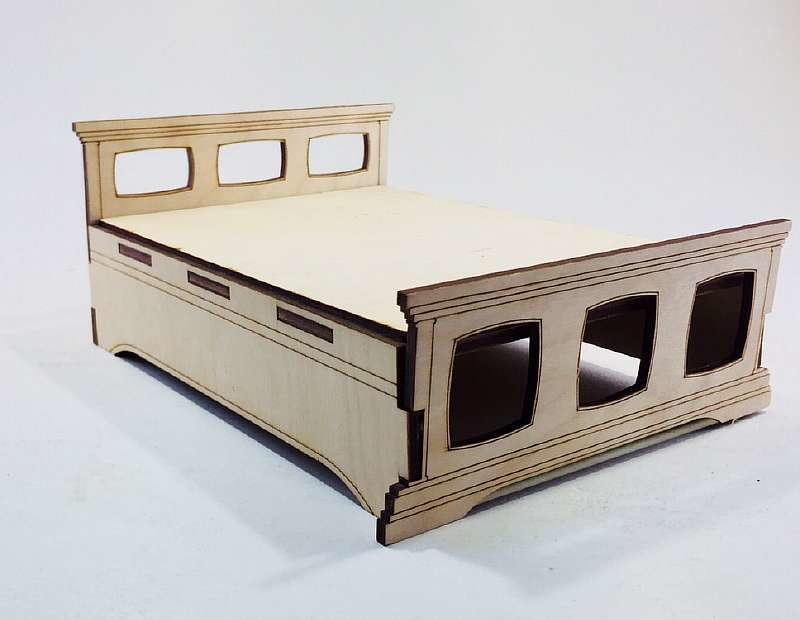 Кровать 5201