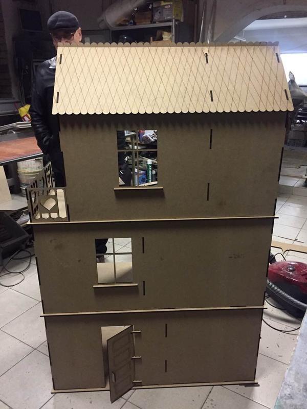 Кукольный домик 2 (для Барби)