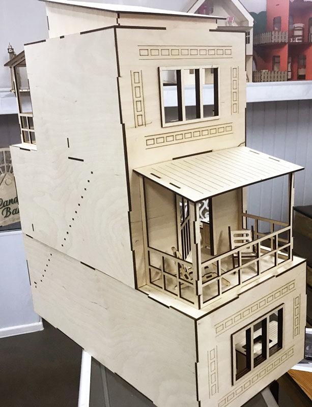 Кукольный домик 7