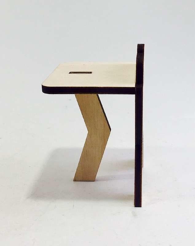 Столик в зале